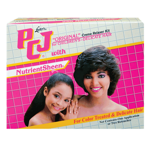 PCJ Original Creme Relaxer for Children