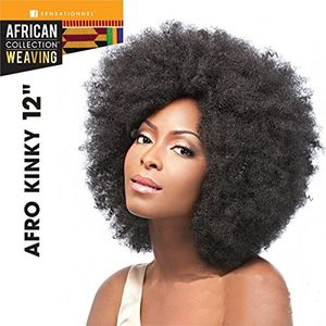 African Collection Afro Kinky Wvg 12