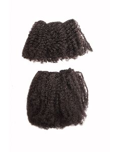 Soft & Silky Afro Twist Weave 4-6 INCHES
