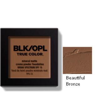 BLK/OPL Mineral Matte Creme Powder Foundation