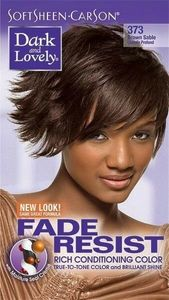 DARK AND LOVELY FADE RESIST 373 BROWN SABLE
