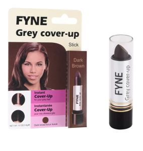 FYNE Grey Cover-up Dark Brown Stick 888-05