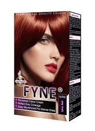 FYNE SPICY RED 9/03