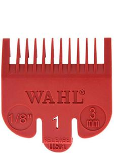 Wahl Color Coded Clipper Guide #1