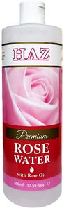 HAZ Premium ROSEWATER with Rose Oil