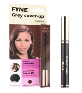 FYNE Grey Cover-up Dark Brown Mascara 888-02