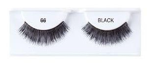 Natural Remy lashes *66