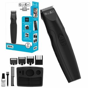 Wahl Groom Ease Battery Stubble & Beard Trimmer