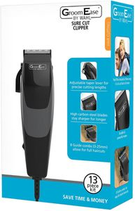 Wahl Groom Ease Sure Cut Clipper