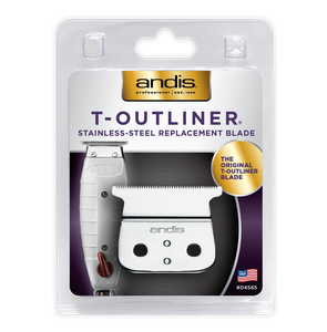 Andis T-Outliner Replacement Blade - Stainless Steel