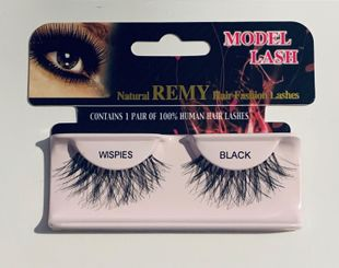 NATURAL REMY LASHES- WISPIES